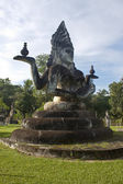 Buddha Park, Vientiane — Stock Photo
