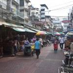 Chinatown in Bangkok — Stock Photo