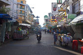 Khao San Road — Stock Photo