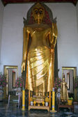 Buddha statue in a complex of temple Wat Pho — Zdjęcie stockowe