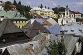 Banska Stiavnica — Stock Photo