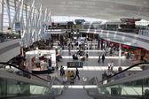 Ferenc Liszt International Airport Budapest — Stock Photo