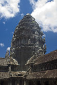 Tower in Angkor Wat Temple — Stock Photo