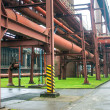 Coking plant at Zeche Zollverein Coal Mine — Stock Photo #44303805