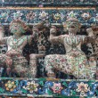 Detail of Wat Arun temple — Stock Photo #44304347