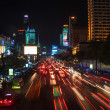 Traffic jam in Bangkok — Stock Photo #44305069