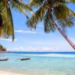 Haad Yao beach on Koh Phangan — Stock Photo #44308113