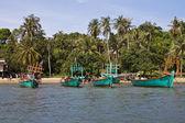 Wyspa Koh tonsay — Zdjęcie stockowe