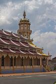 Cao Dai Temple — Stock Photo