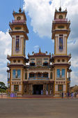 Cao dai temple — Stock fotografie