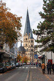 Minster (church) in Bonn — Stock Photo