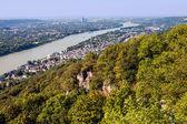 View on a city of Bonn — Stockfoto