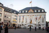 Old City Hall on the Market Square in Bonn — Stock Photo