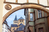 Cathedral of Saint Peter in Trier — Stock Photo