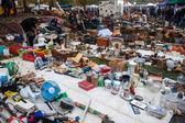 flea market in Bonn — Stock Photo