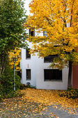 Student dormitory of University of Bonn — Foto de Stock