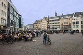 Market Square in Bonn — Stock Photo
