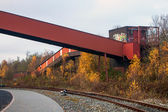 Zeche Zollverein Coal Mine — Stock Photo