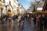 Christmas market in Bonn — ストック写真