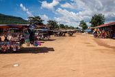 Market in Pakse — Stock Photo