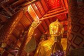 Wat Phanan Choeng temple  — Foto Stock