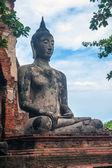 Posąg buddy — Zdjęcie stockowe