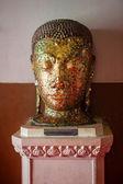 Hlava buddhy — Stock fotografie