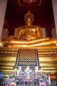 Giant Buddha image — Foto Stock