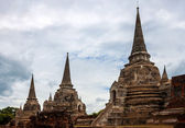 Wat Phra Sri Sanphet Temple — Stock Photo
