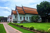 Building in Phra Narai Ratchaniwet — Stock Photo