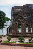 Building in Phra Narai Ratchaniwet — Foto Stock