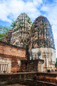 Wat Si Sawai temple ruin in Sukhothai — Stock Photo