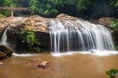 Waterfall near Chiang Mai — Stock Photo