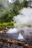 Pong Duet geyser — Stock Photo