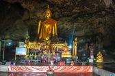 Jeskynní chrám — Stock fotografie