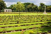 Cmentarz Wojenny Kanchanaburi — Zdjęcie stockowe
