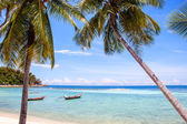 Haad Yao beach on Koh Phangan — Stock Photo