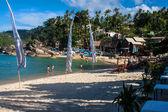 Thong Nai Pan Noi beach — Stock Photo
