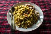 Thaise maaltijd — Stockfoto