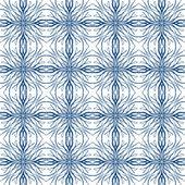 Mediterranean seamless vector pattern — Stock Vector