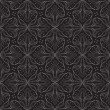 Seamless vector in baroque and rococo style - Vettoriali Stock
