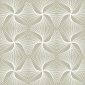 1930s geometric art deco modern pattern — Stock Vector