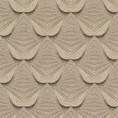 современный рисунок геометрические арт деко 1930-х — Cтоковый вектор