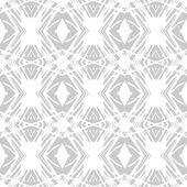 斯堪的纳维亚的清洁和简单矢量花纹 — 图库矢量图片