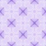 Floral purple blueprint pattern — Stock Vector
