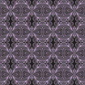 Geometric linear art deco pattern — Stock Vector