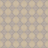 Vintage pattern in sepia color — Stock Vector