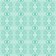 Simple elegant art deco pattern - Stock vektor