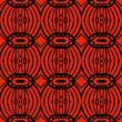 African tribal pattern - Image vectorielle