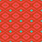 Seamless pattern in art deco style — Stock Vector